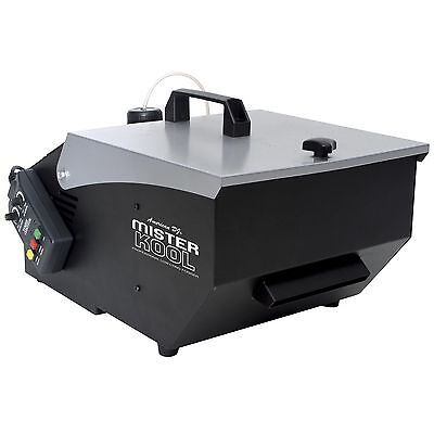 American DJ Smoke Low Lying Dry Ice Effect Fog Machine w/ Remote | MISTER-KOOL
