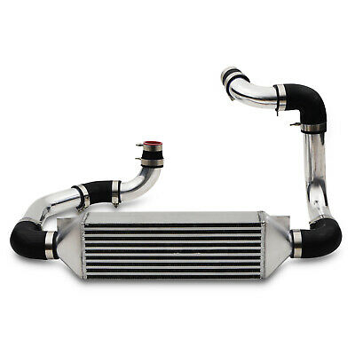 Aluminium Front Mount Intercooler Fmic Kit For Vauxhall Opel Astra Mk5 H 2.0 Vxr