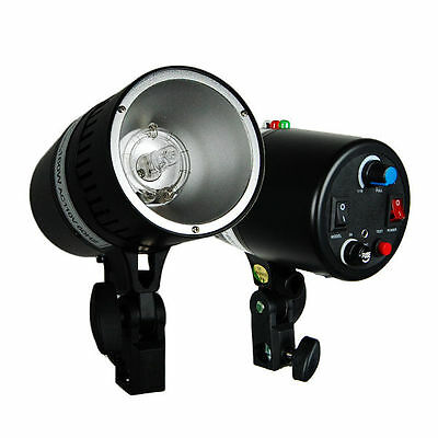 Lusana Studio 2PCS 160W Photography Monolight Lighting Strobe Flash Light