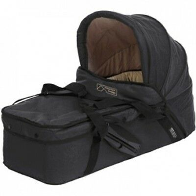 Mountain Buggy 2010 - 2012 Carrycot in Black For DUO Stroller