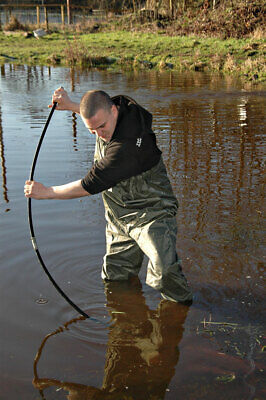 Bison Pvc / Nylon Chest Waders Sizes 7 8 9 10 11 0R 12