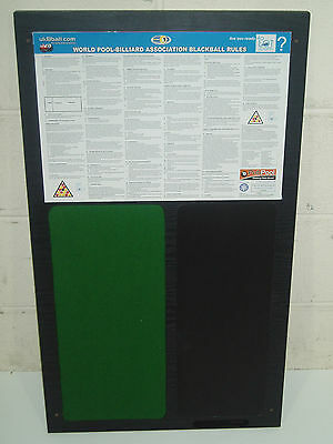 Deluxe Rules And Notice Board (Sg103)