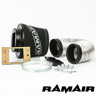 RAMAIR Performance Induction Air Filter Intake Kit BMW E30 320i 323i 325i 12v