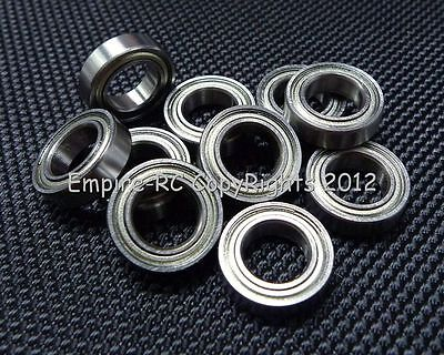 (10 PCS) MR148ZZ (8x14x4mm) Metal Shielded Ball Bearing Bearings MR148z 8*14*4