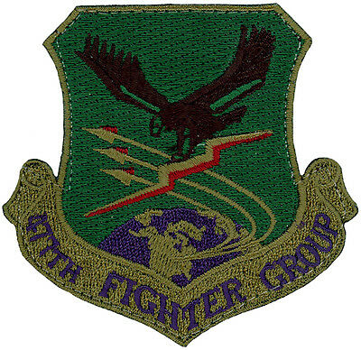 """PVC subdued patch THEIR LATEST 171st OPS GROUP /""""PITTSBURGH/"""" KC-135"""