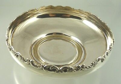 "Pompadour 6 1/4"" Diameter Bowl Sterling By J E Ellis & Co"