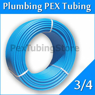 "3/4"" x 100ft PEX Tubing for Potable Water FREE SHIPPING"