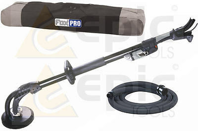 FOX 110v Variable Speed Drywall Giraffe Long Reach Wall & Ceiling Sander FDW550X