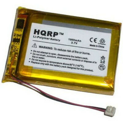 HQRP BATTERY fits PALM Tungsten T T1 T2 T3 PDA + Screwdriver