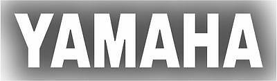 x1 Yamaha Stickers for tank or fairing (MORE in EBAY SHOP) motorbike pick size