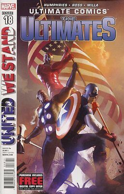 Ultimate Comics Ultimates #18 Comic Book - Marvel