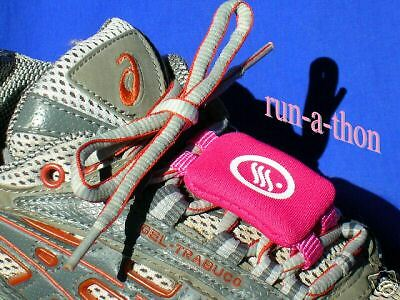 Shoe Pouch for NIKE+ IPOD SPORT KIT NANO Iphone 4 4s 5 Touch Sensor Pink