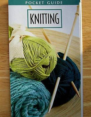 Knitting  Pocket Guide   Leisure Arts