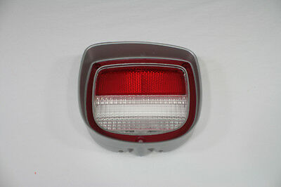 USA-Made 1973-77 Sprint El Camino Chevelle WAG Tail Light Lens Set NEW TrimParts
