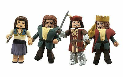 Hunchback Of Notre Dame Minimates 4-Pack Action Figures (Diamond)