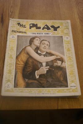 THE PLAY Pictorial. No 312. March 1st 1928. 'Two White Arms'