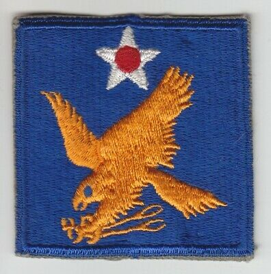 Army Air Corps Patch: 2nd Air Force
