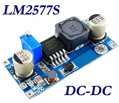 2x LM2577 DC-DC Adjustable Step-up Power Converter Module DC to DC
