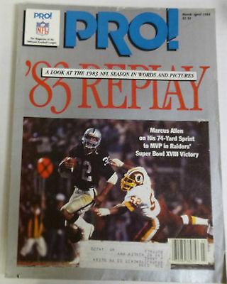 Pro! Magazine '83 Replay March/April 1984 120512R