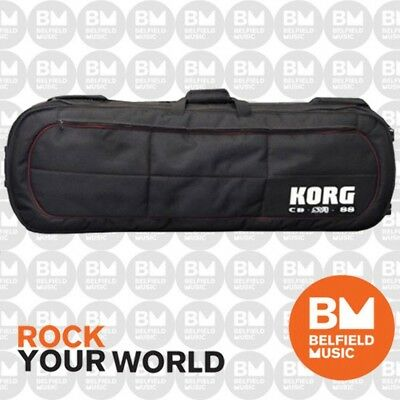 Korg Bag to Suit SV1 88 Key Note Stage Piano Case SV-1 88 w/ Wheels - BNIB - BM