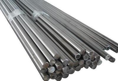 "BRIGHT MILD STEEL ROUND BAR 7/8"" Dia x 1000mm EN1A"