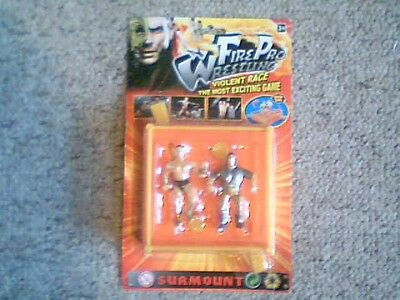 Fire Pro Wrestling Game - Jeff Hardy - TNA (?) - Image on Packaging