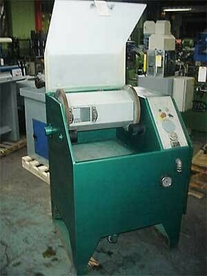 Dreher Model VT1-VT Rotary Barrel Vibratory Tumbler Finishing Deburring Machine
