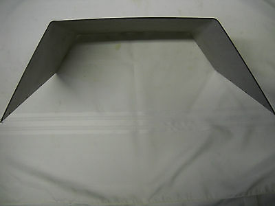 Raider Twintrack Windshield (all except 1972) 1702-R-3004 Clear