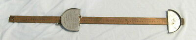Original Automotive & Industrial  Fan Belt Length Finder Rule Tool