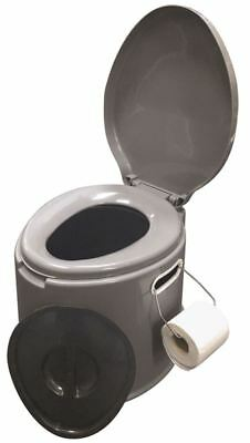 Lulu Tourlet Portable Toilet Camping Festivals Fishing Outdoor Indoor Compact Xl