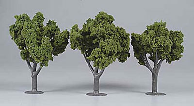 NEW Woodland Scenics Assembled Tree Medium Green 5  TR1510