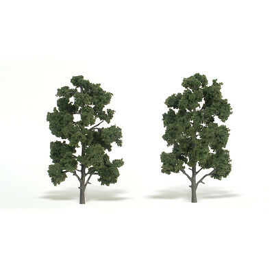 NEW Woodland Scenics Assembled Tree Medium Green 9  TR1519