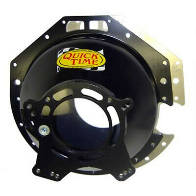 Quick Time RM-6064 Bellhousing SBC BBC to Ford TKO 500-600/TR3550/T5 Transmisson
