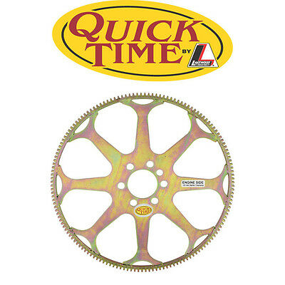 Quick Time RM-930 Ultralight 2.1# 153 Tooth SBC Flexplate Zinc Direct Drive IMCA