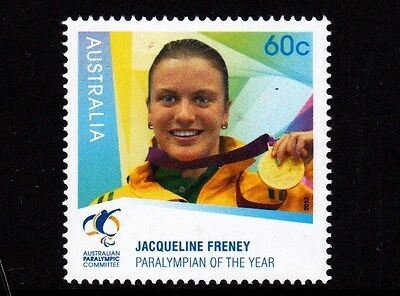 2012 Jacqueline Freney Paralympian Of The Year - MUH