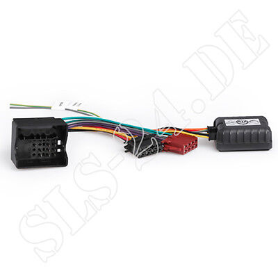 Audi A3 8P A4 B7 B8 TT 8J Seat CAN-Bus Radioadapter Interface Quadlock 032.525-0