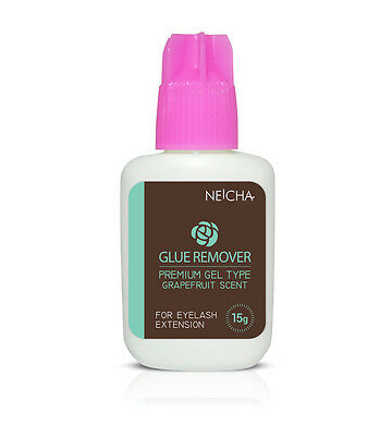Eyelash Extension NEICHA Gel Glue Remover Grapefruit Scent 15ml
