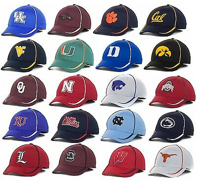 NEW Top of the World NCAA Lunatech TC Cap Hat College State university