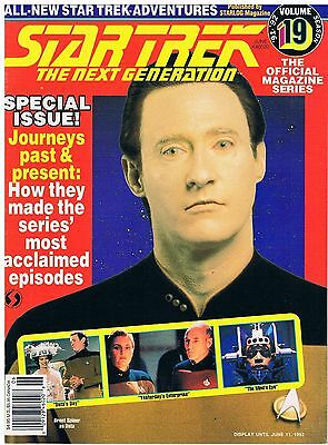 Star Trek The Next Generation The Official Magazine Series No.19 / 1992