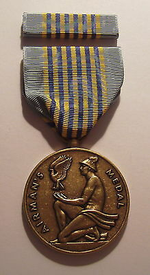 U.S. Airman's Military Medal for VALOR with RIBBON