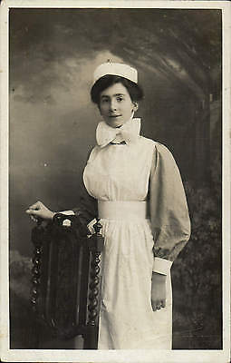 Newport, Isle of Wight. Studio Photo by James V. Cooke, Photo Artist, N~. Nurse.