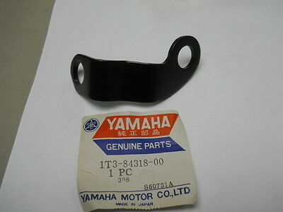 Yamaha NOS XS650, 1977-79, Head Lamp Stay, # 1T3-84318-00-00   d18