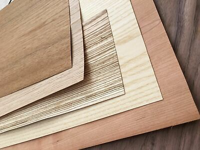 Flexible Wood Veneer/Flexi Large Veneer Sheets choice of 4 sizes