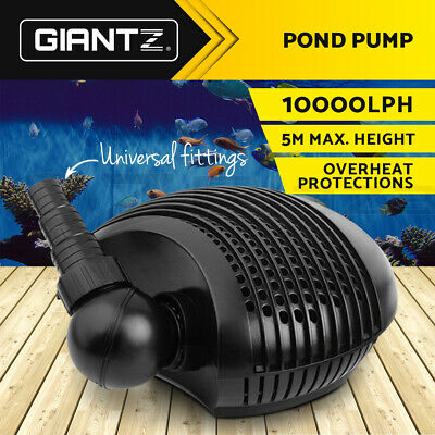 Aqua Aquarium Fountain Pump Submersible Circulation Pond Marine Water Features