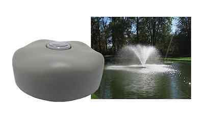 EasyPro ACF2 Float w/ Wide Umbrella Nozzle - Create a DIY Pond or Lake Fountain