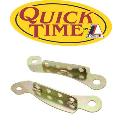 Quick Time RM-422 GM Metric Spindle Savers (Pair) Zinc IMCA WISSOTA NHRA Racing