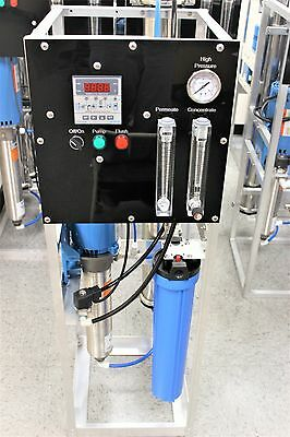 Reverse Osmosis Water System Commercial-Industrial 2000 GPD