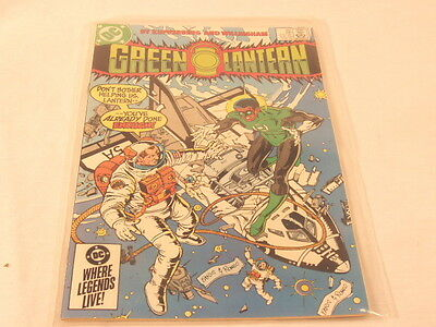 As Signed By The Writer, Green Lantern #187