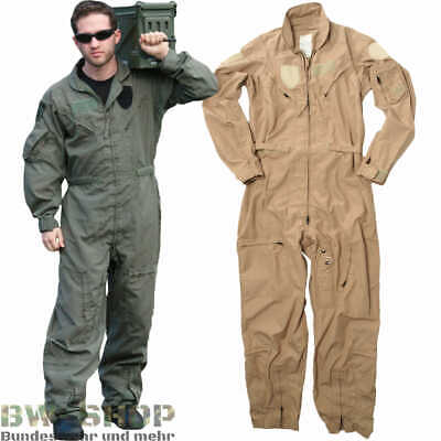Original Us Air Force Fliegerkombi Cwu 27/p Pilotenkombi Army Navy Overall Kombi