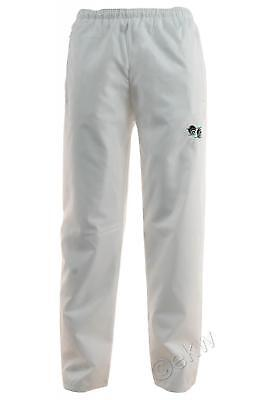 Bowls Lawn Bowling Unisex Waterproof Trousers with Bowls Logo
